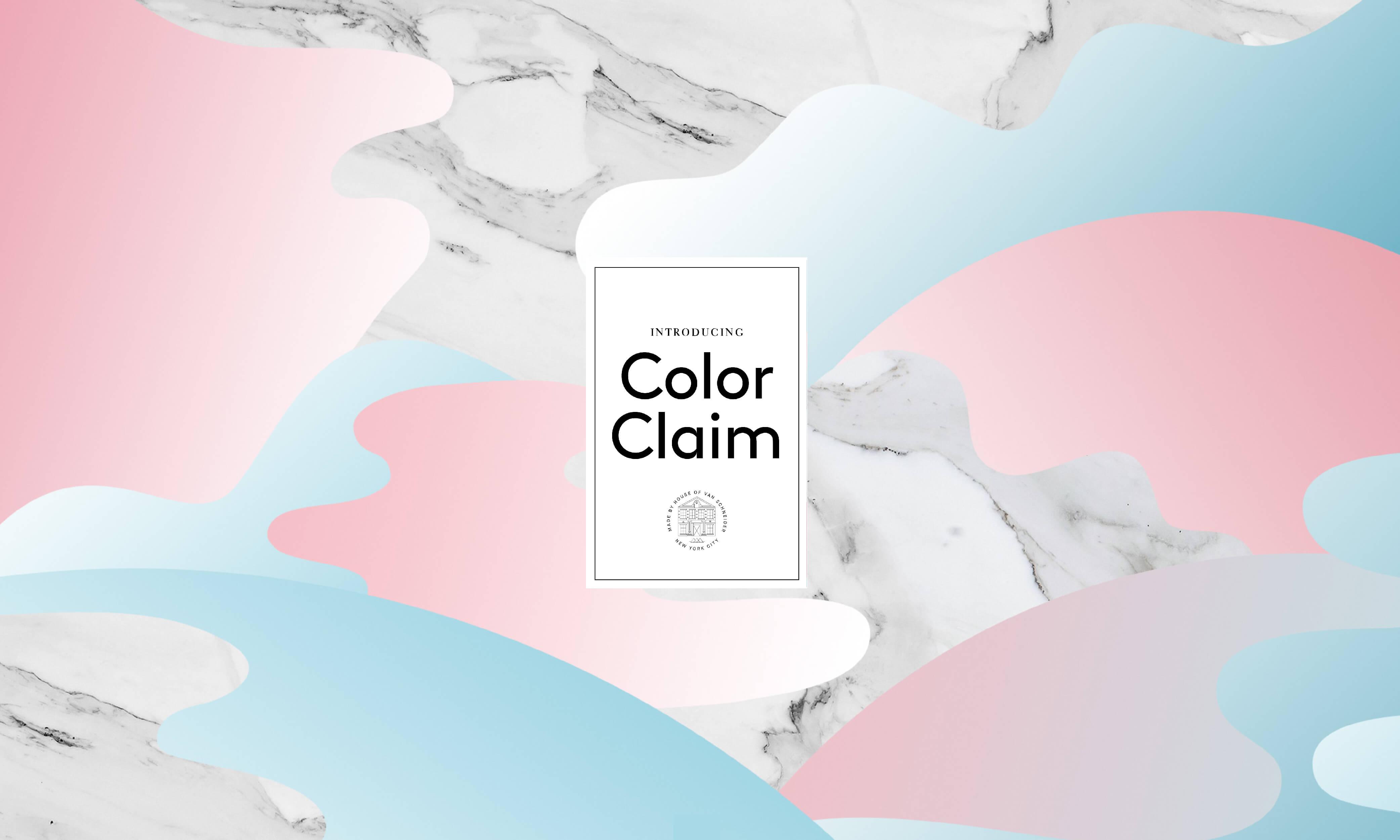 Color Claim Palette
