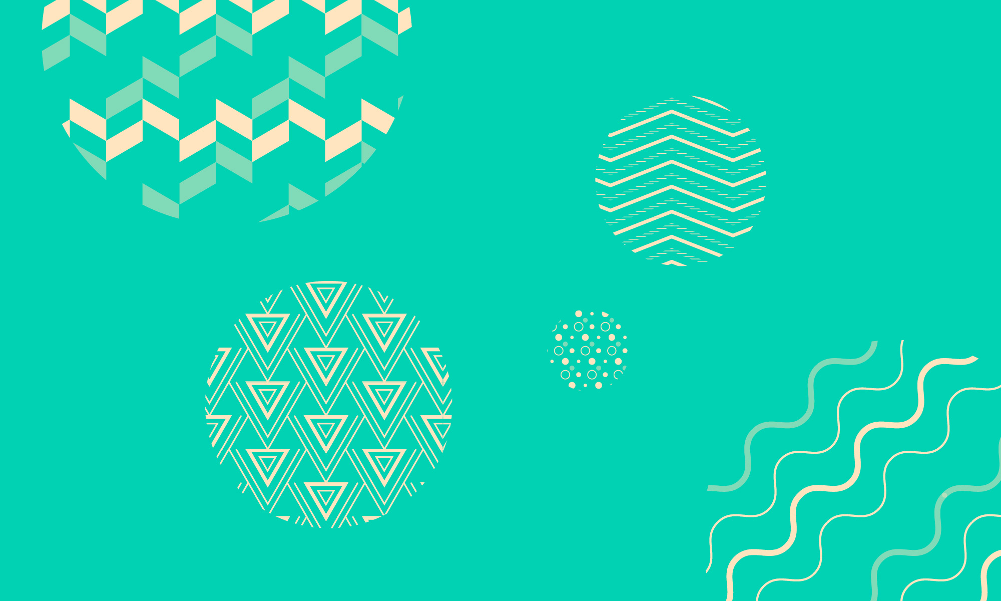 Five Free Patterns