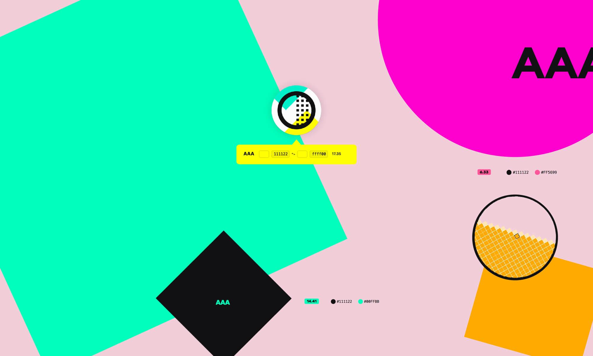 Contrast – WCAG Color Ratios