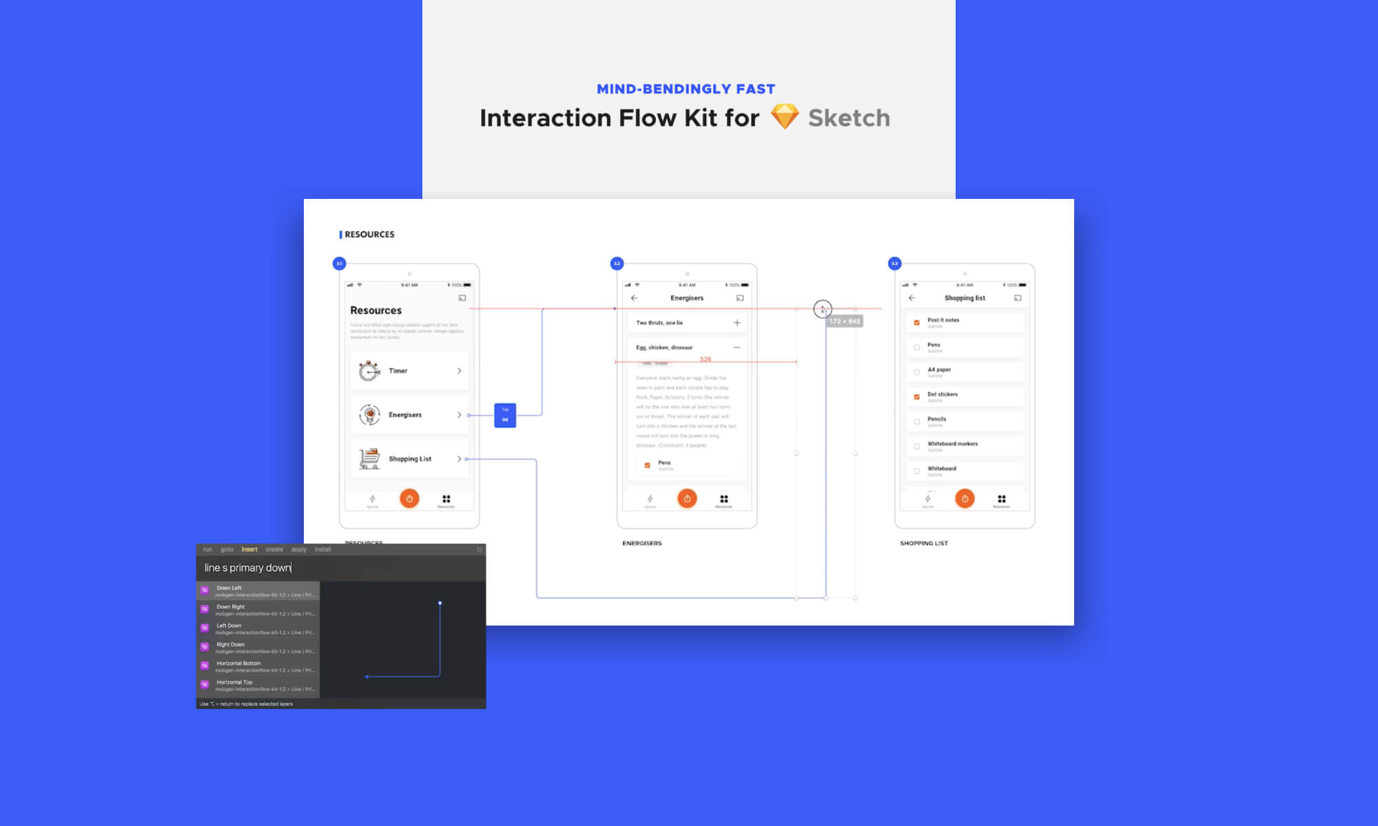 Interaction Flow Kit