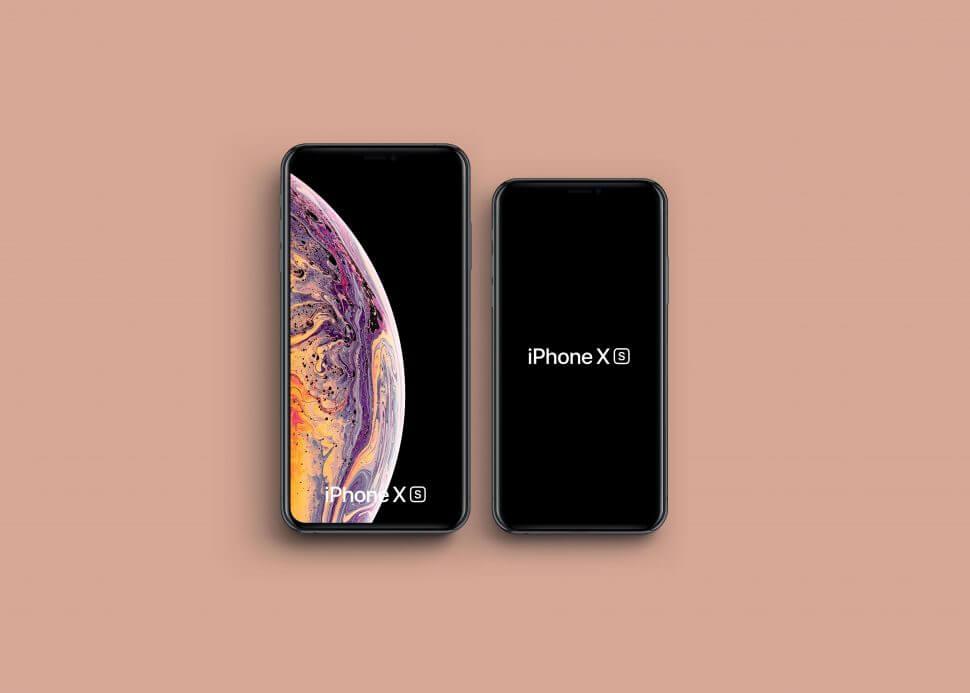 iPhone XS Mockups