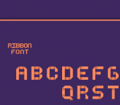 Pure CSS Fonts