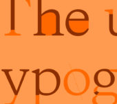 Typography Terminology