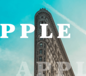 Apple New York Typeface