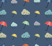 Wow Patterns Umbrella