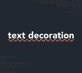 Text Decoration