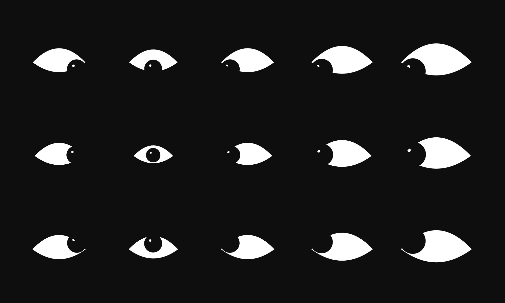 Eyes Follow Cursor