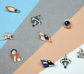 Space Pins