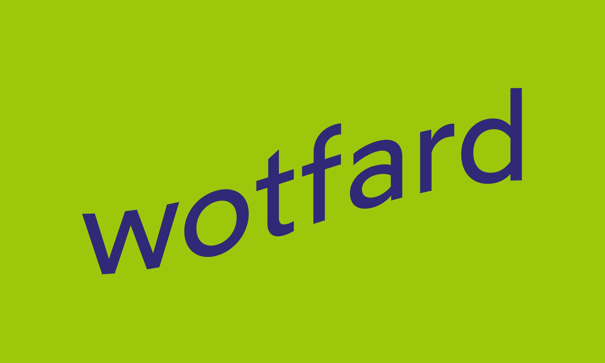 Wotfard Typeface