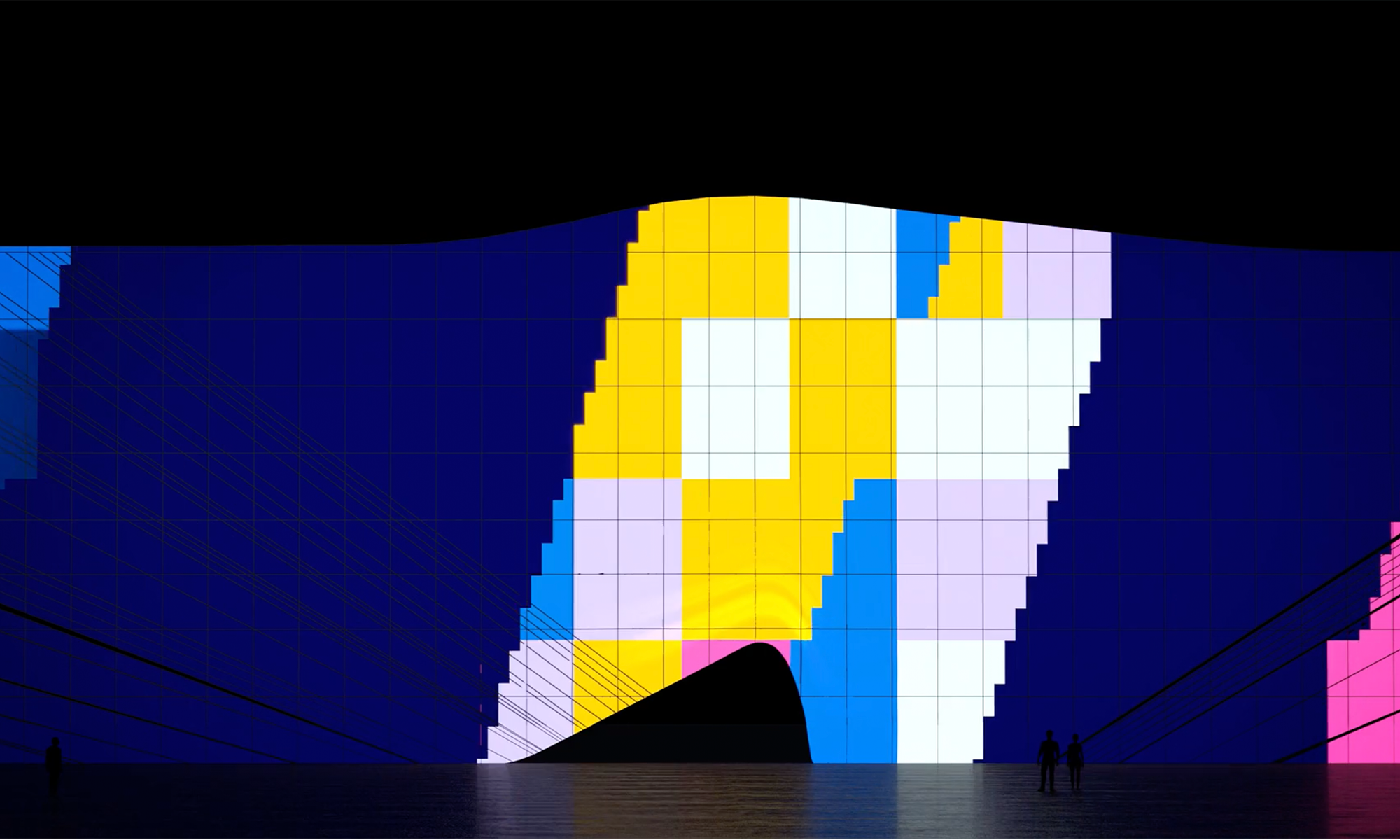Woot Creative Projection Mapping