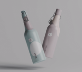 Bottles Mock-up