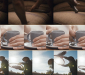 coffee process images grid