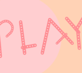 play typography