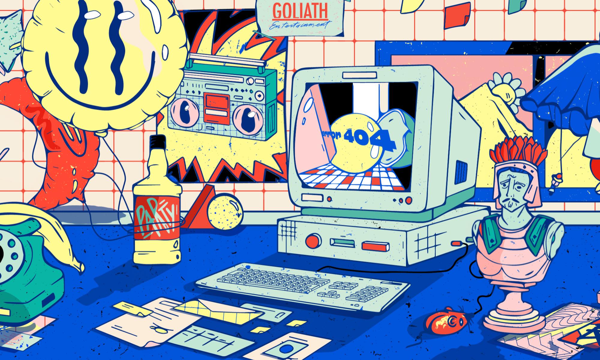 Goliath Entertainment