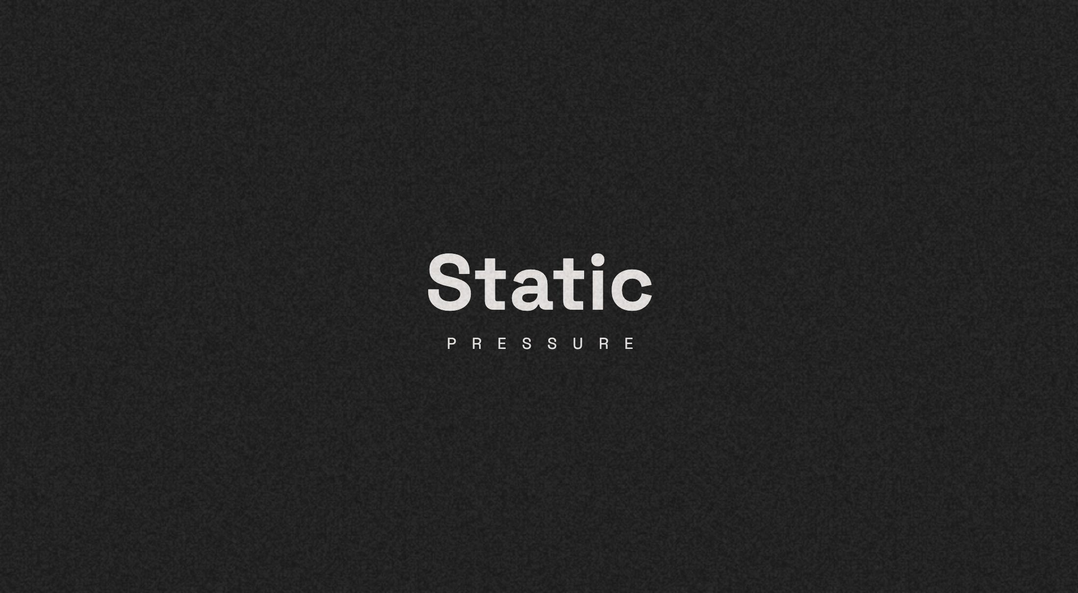 Static Background